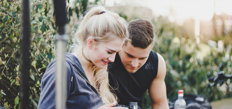 Sportif en couple