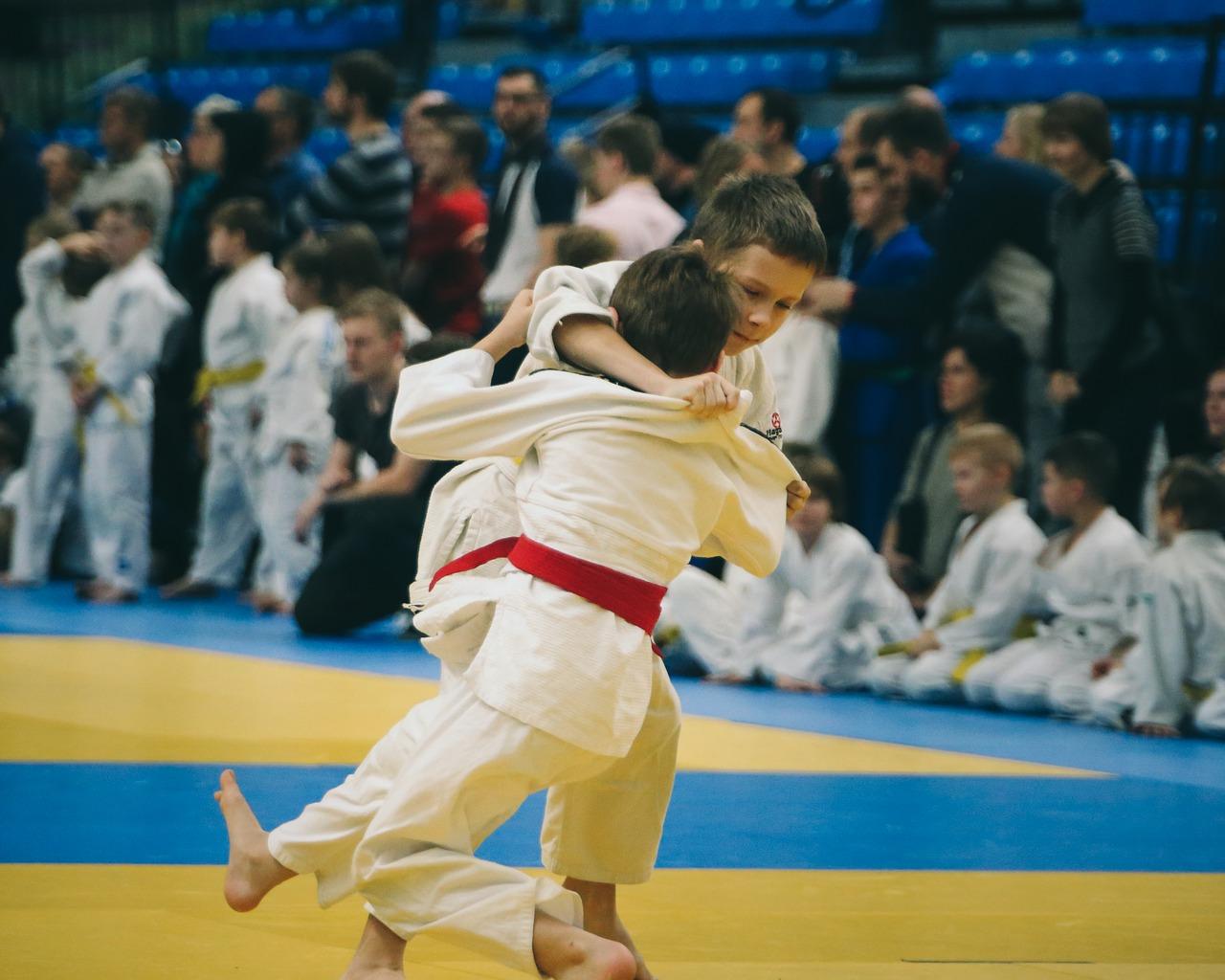 Pourquoi faire pratiquer le judo à ses enfants